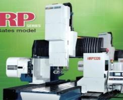 دستگاه سی ان سی فرز دروازهای مدل HRP-13 محصول شرکت Four-Star