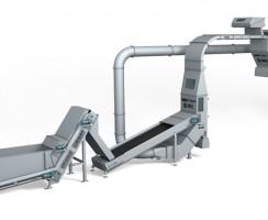دستگاه سورتینگ مدل Stratus 1200 محصول شرکت Tomra