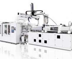 دستگاه تزریق پلاستیک MX4000 محصول شرکت kraussmaffei