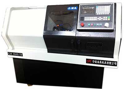 دستگاه سی ان سی CJK0640.1B محصول شرکت شونفا