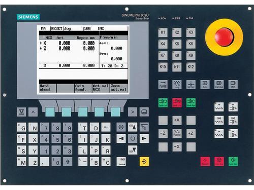 کنترلر مدل  802C Baseline محصول شرکت زیمنس