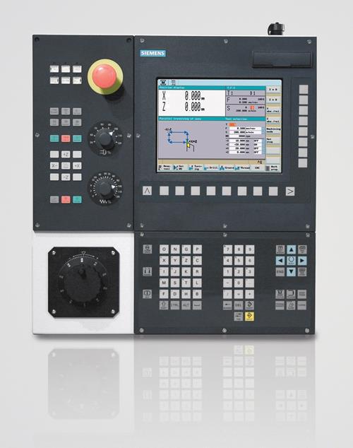 کنترلر مدل 802D sl محصول شرکت زیمنس