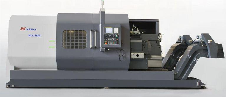 دستگاه سی ان سی NL1258SA محصول شرکت نیووی
