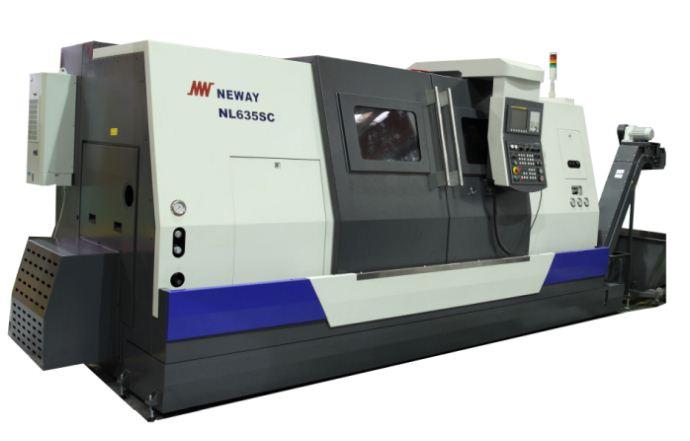 دستگاه سی ان سی NL635SC محصول شرکت نیووی