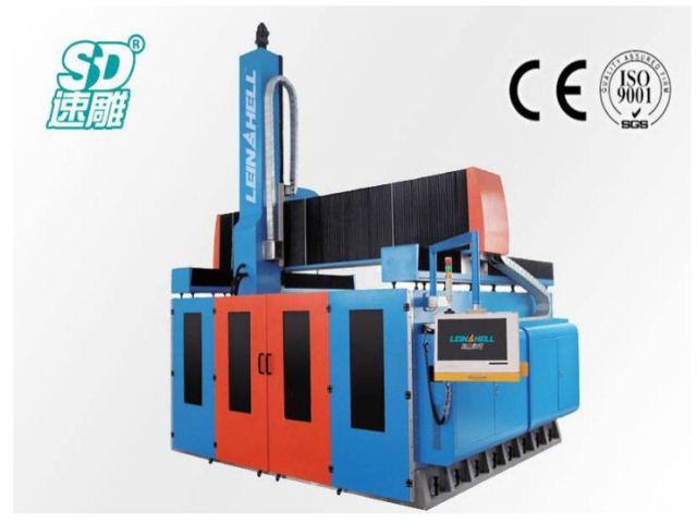 دستگاه سیانسی روتر TS5-CS محصول شرکت جینان
