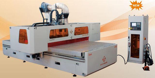 دستگاه سیانسی روتر Lion 2142 محصول شرکت Ayza Mizrak