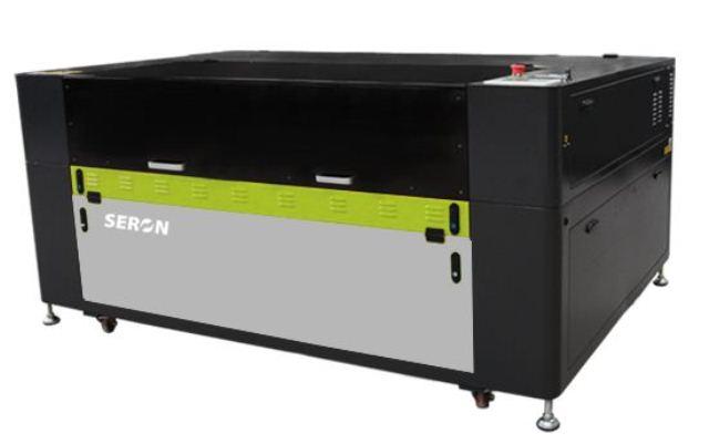 دستگاه سیانسی لیزر RF PLUS 1512 محصول شرکت Seron