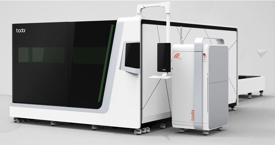 دستگاه سیانسی لیزر P-1530 محصول شرکت Bodor