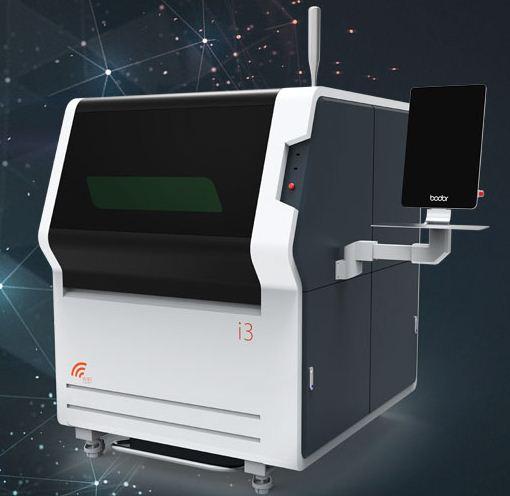 دستگاه سیانسی لیزر i3 محصول شرکت Bodor