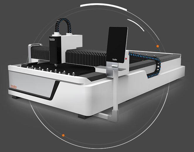 دستگاه سیانسی لیزر F-1530 محصول شرکت Bodor