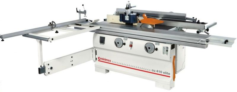 دستگاه دورکن چندکاره minimax CU 410e محصول گروه اسسیام