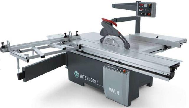 دستگاه دورکن WA 8X محصول شرکت آلتن دورف