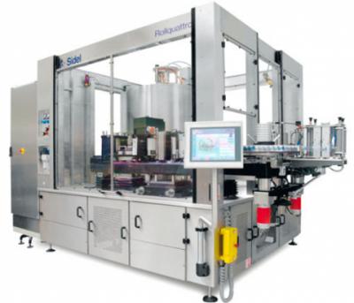 دستگاه برچسبزن Rollquattro محصول شرکت Sidel
