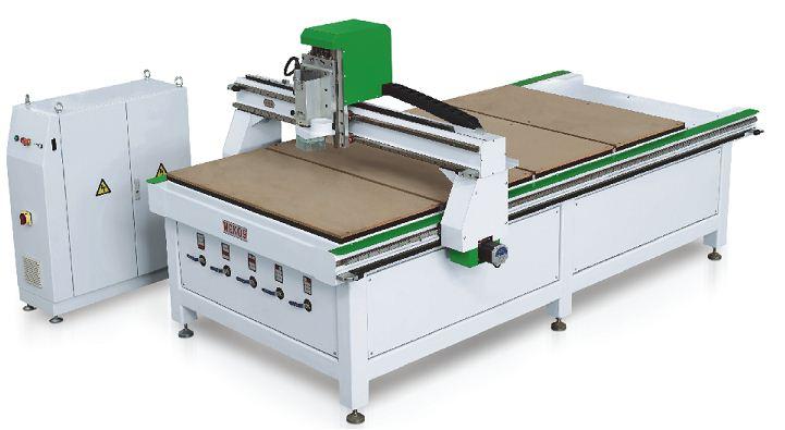 دستگاه سیانسی روتر NCG1325 محصول شرکت نانزینگ