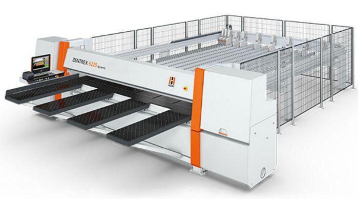 دستگاه پنلبر 6220 power محصول شرکت HolzHer