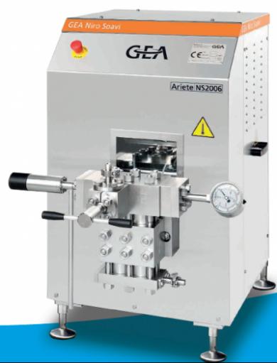 دستگاه هموژنایزر Ariete NS2006 محصول شرکت GEA