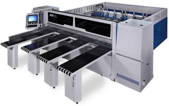 دستگاه پنلبر KS-538 محصول شرکت KDT