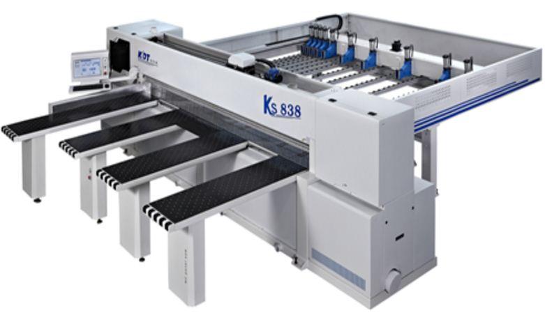 دستگاه پنلبر KS-838CP محصول شرکت KDT