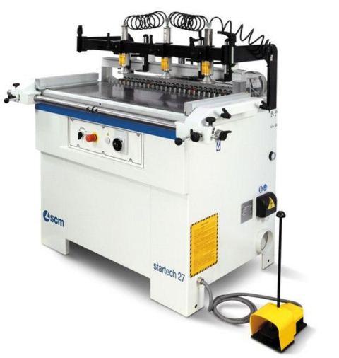 دستگاه سوراخزن startech محصول شرکت SCM