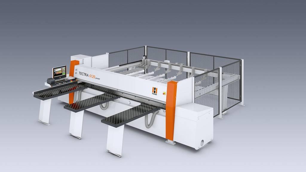 دستگاه پنلبر 6120 power محصول شرکت HolzHer