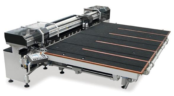 دستگاه برشزن LAMY 370 S محصول شرکت GLASTON BAVELLONI