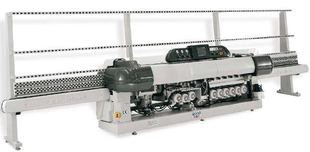 دستگاه پخ زن MAX 80 محصول شرکت GLASTON BAVELLONI