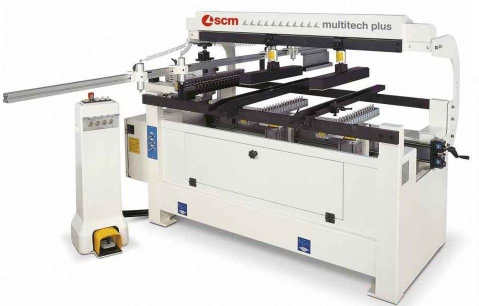 دستگاه سوراخزن Multitech Plus محصول شرکت SCM