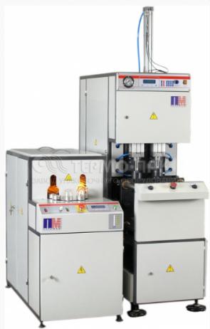 دستگاه بادکن UPF-5b محصول شرکت پت تکنولوژی