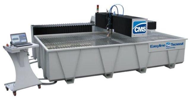 دستگاه واترجت Easyline-2060 محصول شرکت CMS