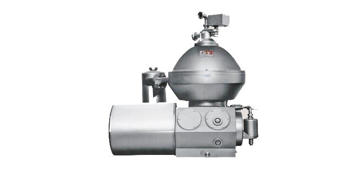 دستگاه سپراتور مدل PX 65 محصول شرکت آلفالاوال