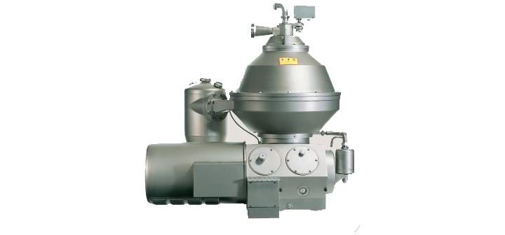 دستگاه سپراتور مدل PX 80 محصول شرکت آلفالاوال