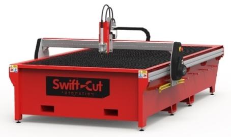 دستگاه برش پلاسما PRO-3000 محصول شرکت SWIFT-CUT