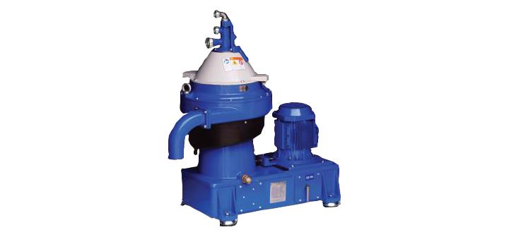دستگاه سپراتور مدل VO 5 محصول شرکت آلفالاوال