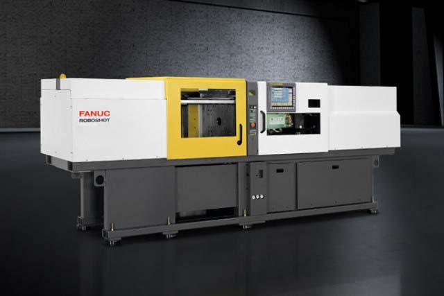 دستگاه تزریق پلاستیک α-S150IA محصول شرکت FANUC
