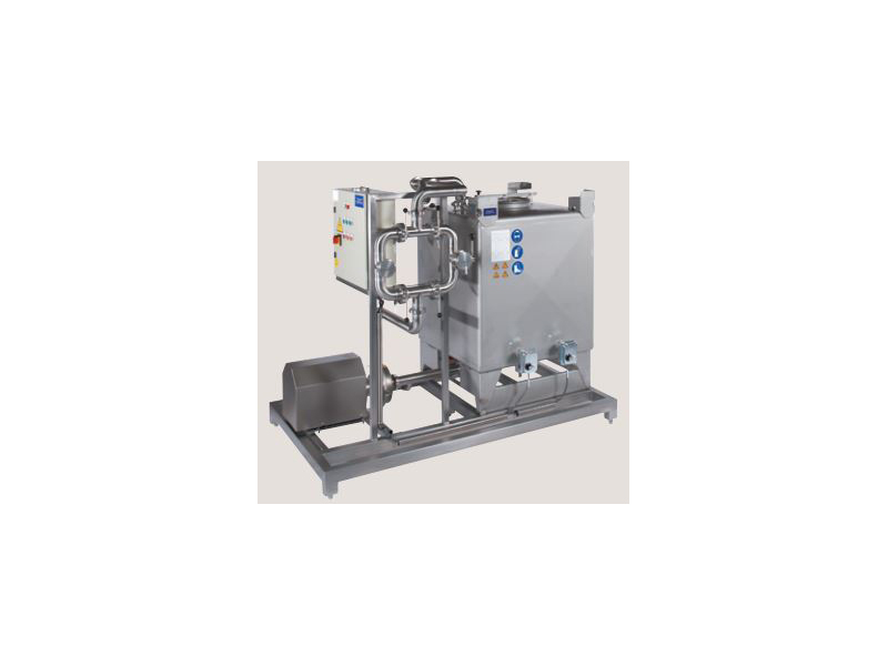 سیستم CIP مدل 800L محصول شرکت آلفالاوال