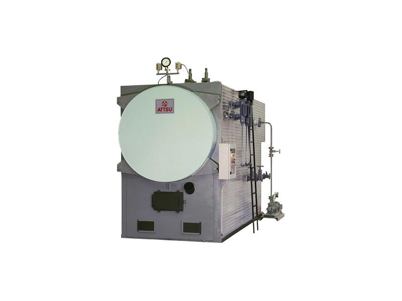 دیگ بخار سری CSPM محصول شرکت ATTSU