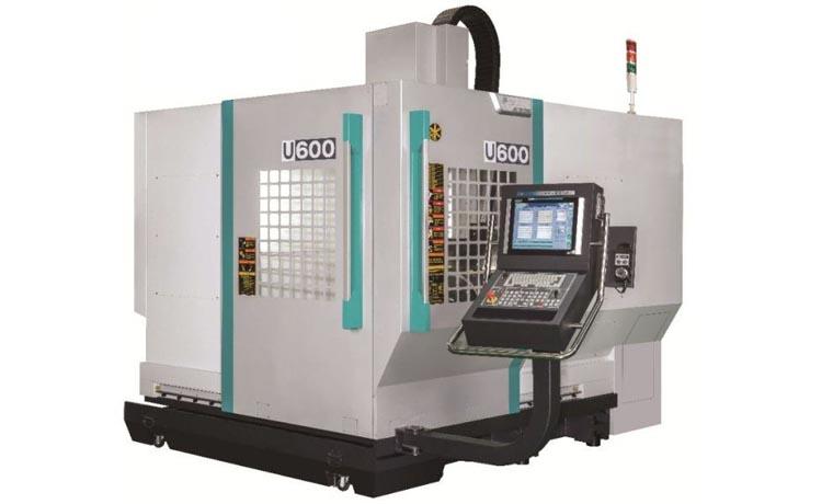 دستگاه سی ان سی فرز مدل U-600 محصول شرکت Feeler