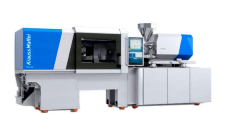 دستگاه تزریق پلاستیک PX200 محصول شرکت kraussmaffei