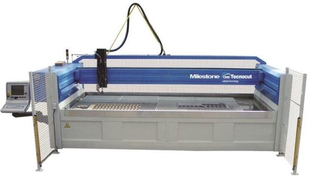 دستگاه واترجت Milestone 1720 محصول شرکت CMS