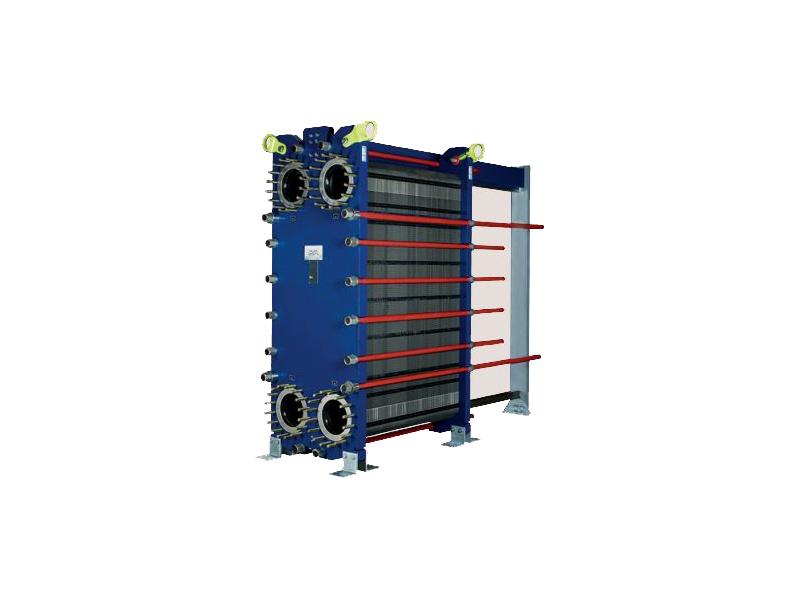 مبدل حرارتی مدل WideGap 350 محصول شرکت آلفالاوال