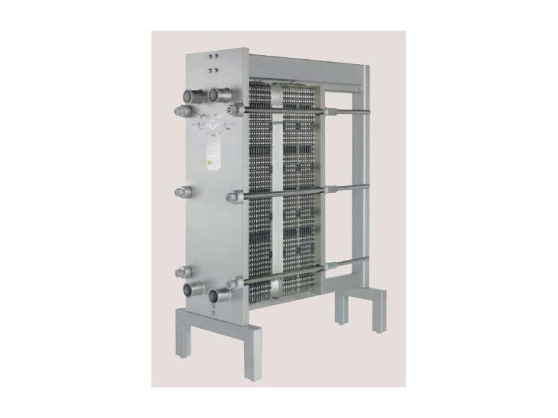 مبدل حرارتی مدل Front 8 محصول شرکت آلفالاوال