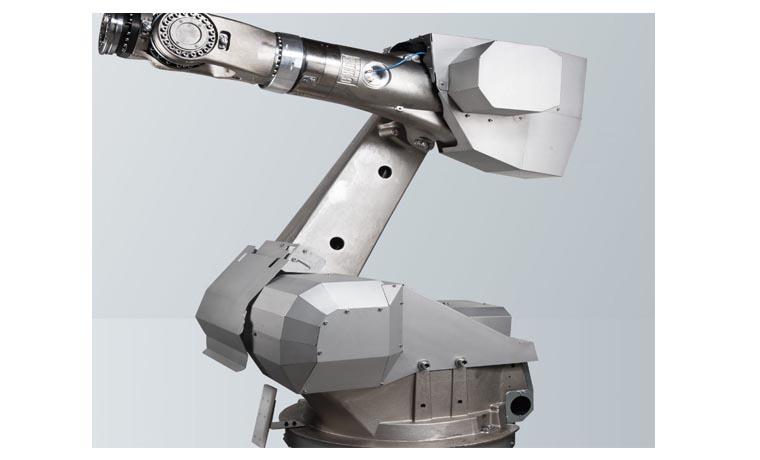 ربات KR210-2F محصول شرکت کوکا