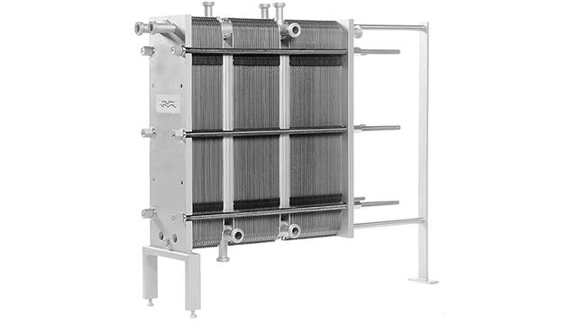مبدل حرارتی مدل Clip 3 محصول شرکت آلفالاوال