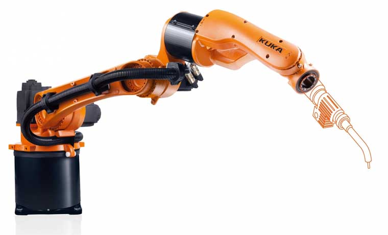 ربات KR 8 R1420 ARC HW محصول شرکت کوکا