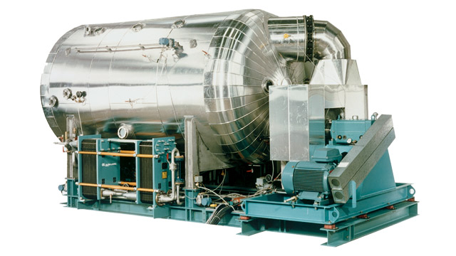 کمپرسور مدل VVC محصول شرکت آلفالاوال